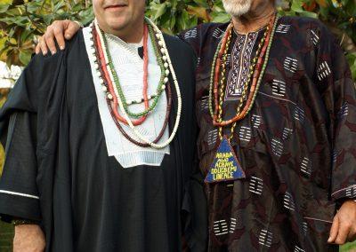 Baba Ifadare y Baba Ifashade